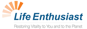 Life Enthusiast Website Logo